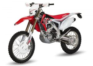 Pot echappement Honda CRF 250 RG Enduro (2016)
