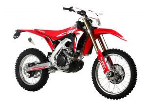 Pot echappement Honda CRF 450 RX Enduro Country (2017)