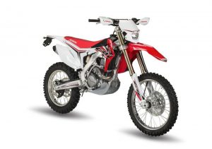 Pot echappement Honda CRF 450 RG Enduro (2016)