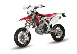 Pot echappement Honda CRF 450 RG Supermoto (2016)