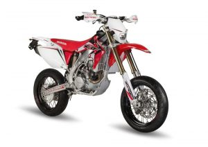 Pot echappement Honda CRF 450 XG Supermoto (2016)