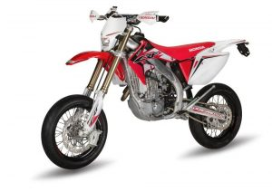 Pot echappement Honda CRF 500 XG Supermoto (2016)