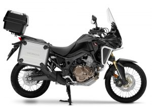 Pot echappement Honda Africa Twin ABS Travel Edition (2016 - 17)