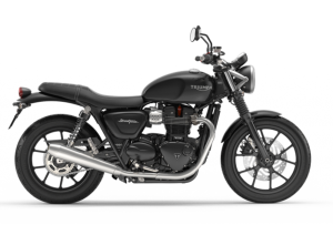 Pot echappement Triumph Street Twin 900 (2017 - 18)
