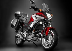 Pot echappement Honda NC750X DCT ABS Travel Edition (2016 -18)