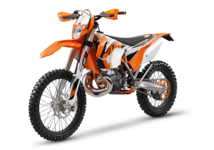 Pot echappement KTM EXC 300 E (2016)