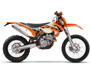 Pot echappement KTM EXC 350 F (2016)