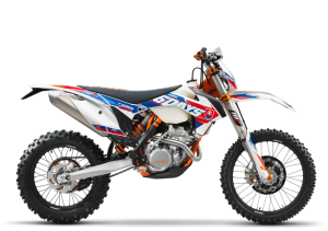 Pot echappement KTM EXC 350 F Six Days (2016)