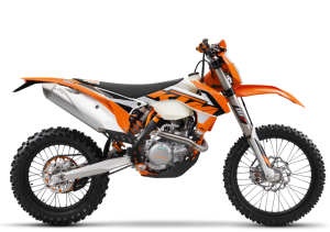 Pot echappement KTM EXC 450 (2016)