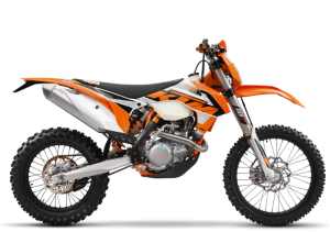 Pot echappement KTM EXC 500 (2016)