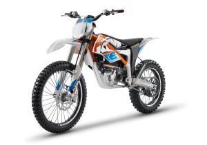 Pot echappement KTM Freeride E-SX (2014 - 17)