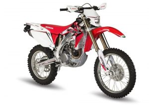 Pot echappement Honda CRF 250 XG Enduro (2016)