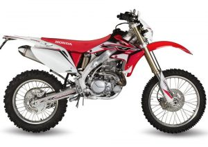 Pot echappement Honda CRF 500 XG Enduro (2016)