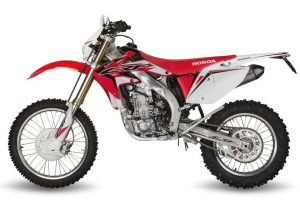 Pot echappement Honda CRF 450 XG Enduro (2016)