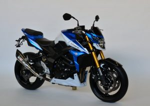 Pot echappement Suzuki GSR 750 Z SP (2015)