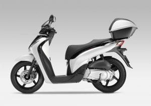 Pot echappement Honda SH 300 i Sporty/Special (2013 - 14)
