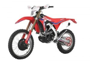 Pot echappement Honda CRF 250 R Enduro (2019)