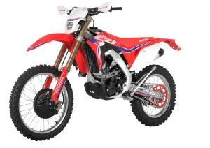 Pot echappement Honda CRF 250 R Enduro (2018)