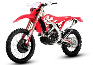 Pot echappement Honda CRF 250 RX Enduro (2019)