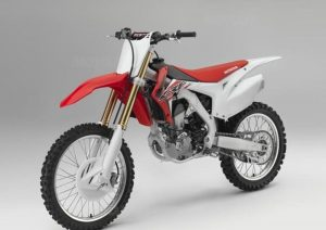 Pot echappement Honda CRF 450 RF (2015)