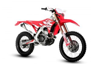 Pot echappement Honda CRF 300 RX Enduro (2019)