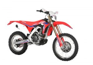 Pot echappement Honda CRF 450 RX Enduro (2018)