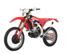 Pot echappement Honda CRF 400 RX Enduro (2018)
