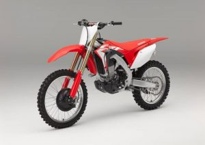 Pot echappement Honda CRF 450 R (2018)