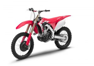 Pot echappement Honda CRF 450 R (2019)