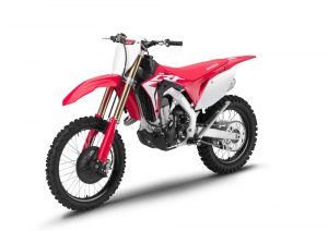 Pot echappement Honda CRF 450 RX Enduro (2019)
