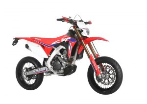 Pot echappement Honda CRF 450 RX Supermoto (2018)