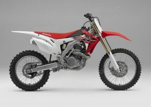 Pot echappement Honda CRF 250 RF (2015)