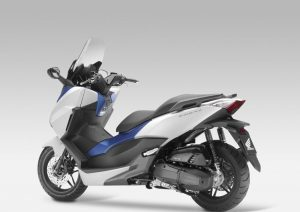 Pot echappement Honda Forza 125 ABS (2017 - 18)