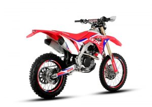 Pot echappement Honda CRF 450 RX Enduro Six Days (2018)
