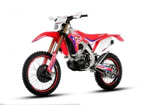 Pot echappement Honda CRF 250 R Enduro Six Days (2018)