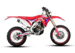 Pot echappement Honda CRF 400 RX Enduro Six Days (2018)