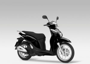 Pot echappement Honda SH Mode 125 (2013 -16)