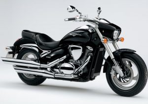 Pot echappement Suzuki Intruder M 800 T(2011 - 15)