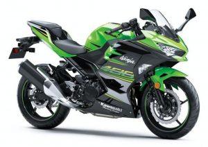 Pot echappement Kawasaki Ninja 400 KRT (2018)