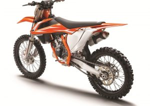 Pot echappement KTM SX 125 (2018)