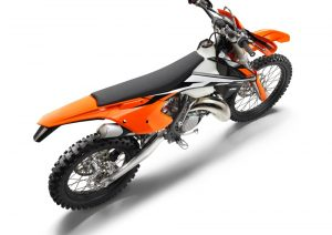 Pot echappement KTM XC-W 125 (2017)