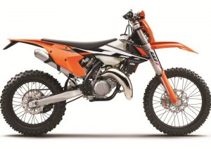 Pot echappement KTM XC-W 150 (2017)