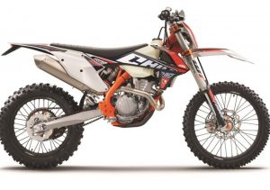 Pot echappement KTM EXC 350 F Six Days (2019)