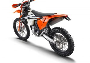 Pot echappement KTM EXC 450 F (2017)