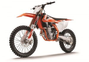 Pot echappement KTM SX 450 F (2018)