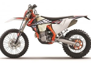 Pot echappement KTM EXC 500 F Six Days (2019)