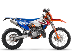 Pot echappement KTM EXC 250 TPI Six Days (2018)
