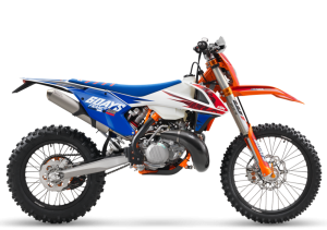Pot echappement KTM EXC 300 E Six Days TPI (2018)