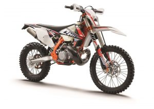 Pot echappement KTM EXC 300 E Six Days TPI (2019)