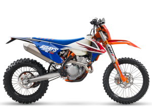 Pot echappement KTM EXC 350 F Six Days (2018)